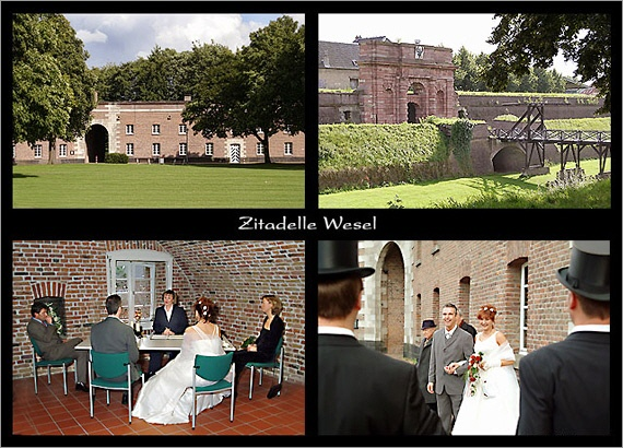 Hochzeitslocations für Hochzeitsfotos am Niederrhein